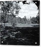 Memorial Trail Acrylic Print