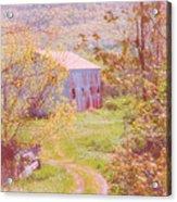 Memories Of The Farm Acrylic Print