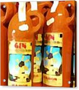 Menorcan Gin Acrylic Print