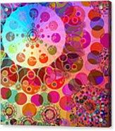 Merry Go Round 1 Acrylic Print