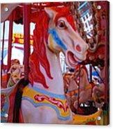 Merry-go-round #2 Acrylic Print