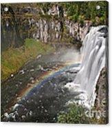Mesa Falls II Acrylic Print by Robert Bales