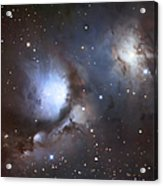 Messier 78, Also Known As Ngc 2068 Acrylic Print