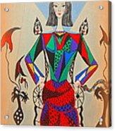 Metamorphosis Of Eleonore Acrylic Print