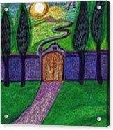 Metaphor Door By Jrr Acrylic Print