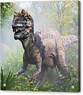 Metriacanthosaurus Acrylic Print