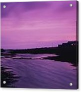 Mew Island, Belfast Lough, County Down Acrylic Print