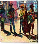 Mexican Conjunto II Acrylic Print