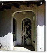 Mexican Door 14 Acrylic Print