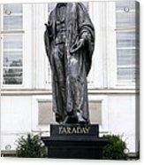 Michael Faraday, British Physicist Acrylic Print