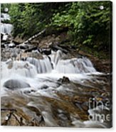 Michigan Waterfall Acrylic Print