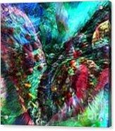 Microscope Dreaming 2 Acrylic Print