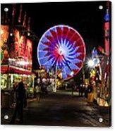 Midnight At The Fair Acrylic Print