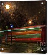 Midnight In Mayfair Acrylic Print