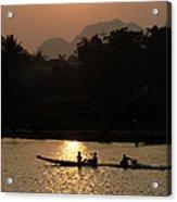 Mighty Mekong Acrylic Print