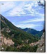 Mighty Mountain I Acrylic Print