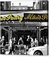 Mikes Pastry In Boston 2011 Acrylic Print