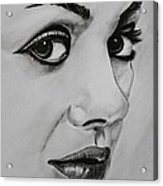 Mila Acrylic Print