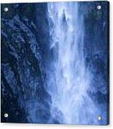 Milford Sound New Zealand Acrylic Print