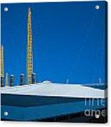 Millennium Dome Abstract Acrylic Print