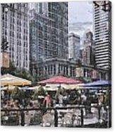 Millennium Park 1 Acrylic Print