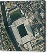 Millennium Stadium, Cardiff,aerial View Acrylic Print