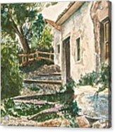 Millstone Aria Acrylic Print