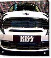 Mini Kiss Acrylic Print
