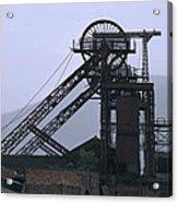 Mining History Acrylic Print