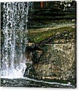 Minnehaha Falls Acrylic Print