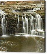 Minneopa Upper Falls 18 Acrylic Print
