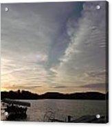 Minnesota Lake Heaven Acrylic Print