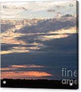 Minnesota Sunset 2 Acrylic Print