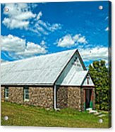Miracle Revival Center Acrylic Print