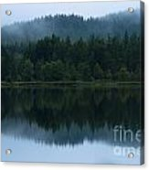 Mirror Reflections Acrylic Print