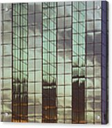 Mirrored Building Acrylic Print