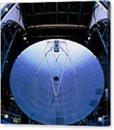 Mirrors Of The James Clerk Maxwell Telescope, Jcmt Acrylic Print