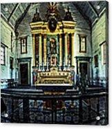 Mission California Acrylic Print