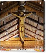 Mission San Antonio De Padua 2 Acrylic Print
