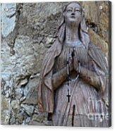 Mission San Carlos Borromeo De Carmelo  9 Acrylic Print