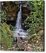 Missouri Waterfall Acrylic Print