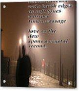 Mist 1 Acrylic Print