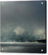 Misty Crossing-2 Acrylic Print