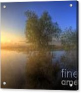 Misty Dawn 1.0 Acrylic Print