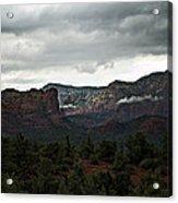 Misty Mountain II  Acrylic Print