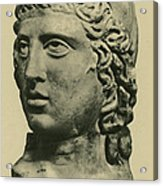 Mithras, Zoroastrian Divinity Acrylic Print