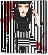 Miyu Acrylic Print