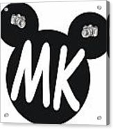 MK Acrylic Print