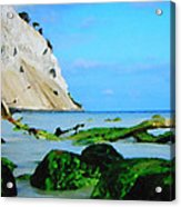 Moens Clif Nature Acrylic Print
