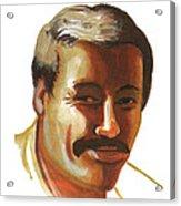 Mohammed Lakhdar Hamina Acrylic Print